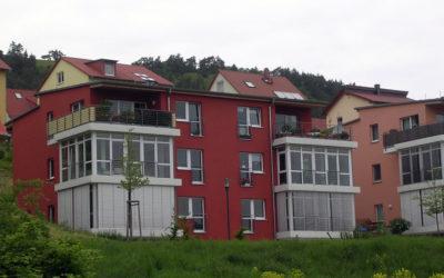 Mehrfamilienhaus – Nikolaus Bach Weg in 07743 Jena