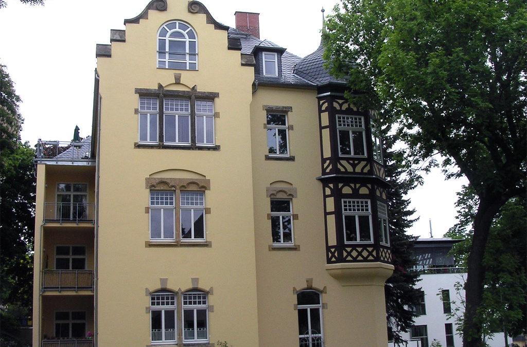 Mehrfamilienhaus – Beethovenstraße 3 in Jena