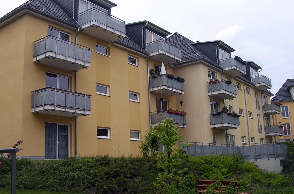 Mehrfamilienhaus – Czapski Straße 1 bis 3 in Jena
